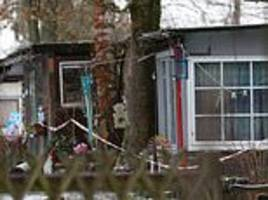'paedophiles' accused of raping 23 children over 10 years at german campsite