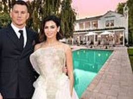 channing tatum 'moving out' of $25k a month bachelor pad