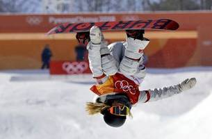 higher learning: boarder chloe kim aims to soar at princeton