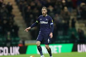 derby county player ratings: richard keogh 'strong again' as rams held to goalless draw with preston