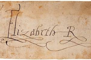 this autograph book has all the big names you'd expect - from the 16th century
