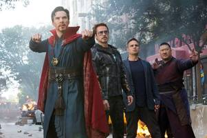avengers assemble to top uk box office for 2018