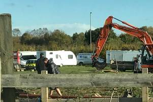 traveller family fled to chelmsford after 'threat of guns and machetes' at braintree gypsy site