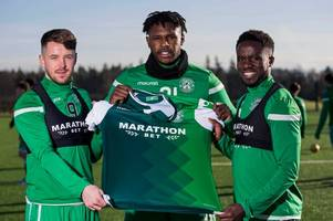 hibs new boys are all neil lennon signings insists caretaker eddie may