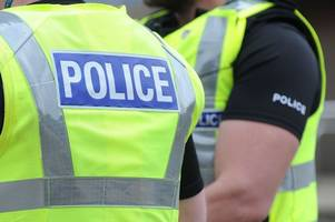 police hunt paisley road rage maniac who broke teenager's jaw in horror attack