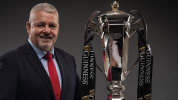 'i haven't really contemplated anything other than winning the six nations'