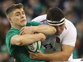 england's show of strength crushed ireland and showed they are chief threat to the all blacks