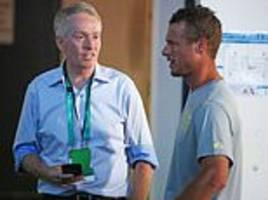 tennis australia supports davis cup captain lleyton hewitt in selection dispute with bernard tomic