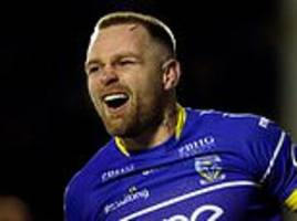 warrington wolves 26-6 leeds rhinos: new signing blake austin scores