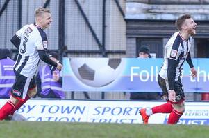 grimsby town player rating as mariners cruise to win over newport county