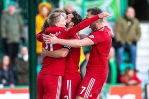 hibs 1 aberdeen 2 as gary mackay-steven proves worth in pulsating easter road win - 3 talking points