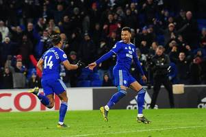 the inspired cardiff city player ratings as sol bamba produces captain colossus performance and bobby reid runs riot