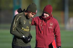 pierre-emerick aubameyang has a message for unai emery on how arsenal can get even more from him