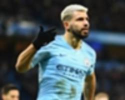 new and improved aguero keeps proving his worth to guardiola & man city