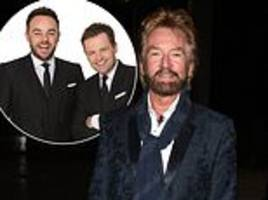 noel edmonds in talks to front new prime-time saturday show to challenge ant and dec