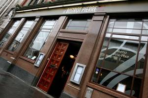 french restaurant bistrot pierre closed in nottingham city centre due to 'lack of gas'