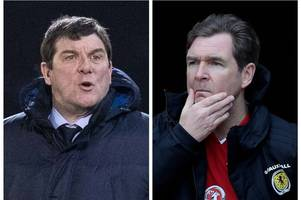 tommy wright fires back at scotland assistant peter grant over zander clark snub