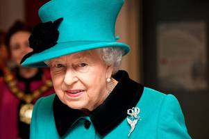 the queen would be 'evacuated' from london if civil unrest followed a no-deal brexit, reports claim