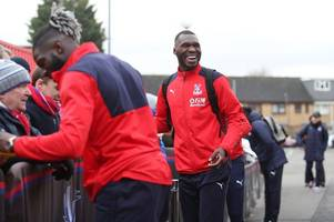 christian benteke speaks out on crystal palace's decision to sign michy batshuayi