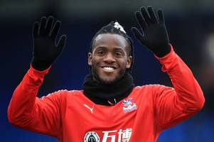 west ham fans eerie michy batshuayi signing for crystal palace prediction comes true