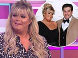 gemma collins, 38, loves being a cougar as she admits she's 'in control' of james argent, 31