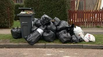 city bin workers to walkout again