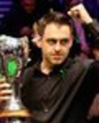 ronnie o'sullivan is the greatest snooker player of all time - steve davis
