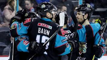 belfast giants hit eight in victory over nottingham panthers