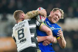 warrington wolves dealt major blow ahead of hull kr clash as two players banned