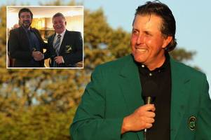us masters tell tiny cornwall golf tournament to stop using the green jacket