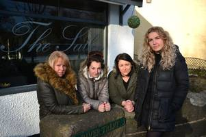 'they've taken everything we need' - stylists devastated after thieves ransack their salon