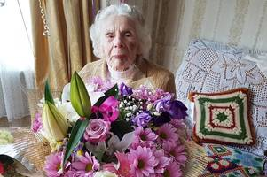 100-year-old nazi camp survivor on way to church 'killed by mugger looking for easy target'