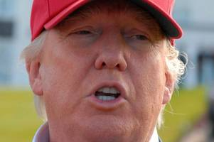 donald trump's private visit to scotland cost £3.2million in policing