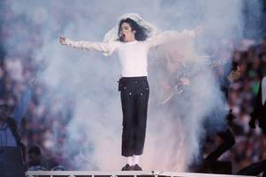 michael jackson's family share incredible throwback footage of his super bowl show