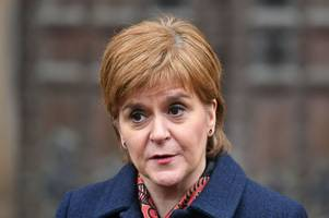 nicola sturgeon's brexit warning as she claims uk 'not remotely ready' to leave eu