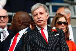 super bowl liii: stan kroenke told what he must do to make arsenal compete like the la rams