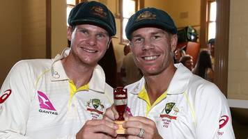 smith & warner to play 'huge part' in ashes - paine