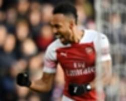 'aubameyang can play for barcelona' - patrick kluivert
