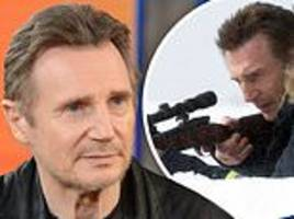 liam neeson film premiere appearance cancelled after he revealed urge to kill black man