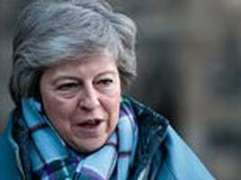 theresa may threatens venezuela with sanctions after joining eu nations in backing opposition leader