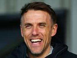 england announce world cup warm-up tour as phil neville's side prepare for france 2019