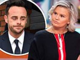 kerry katona slams fans for 'forgiving ant mcpartlin after drink-drive shame because he's a man'