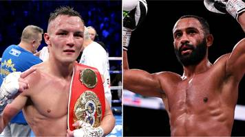 josh warrington to face kid galahad in defence of ibf world featherweight title