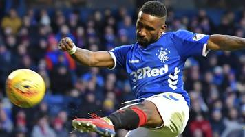 rangers: jermain defoe faces no disciplinary action over penalty incident
