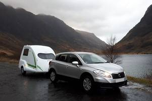 go-pods highland compact caravan is made for adventure