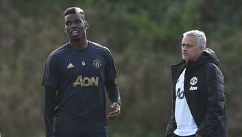 mathias pogba claims his brother contemplated quitting man utd during josé mourinho reign