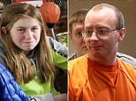 the 21-year-old charged with kidnapping jayme closs, 13, is seen in court for the first time
