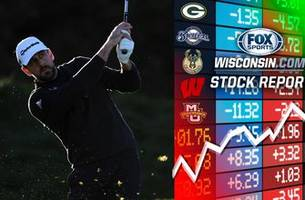 aaron rodgers' offseason to feature golf, not knee surgery