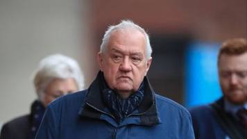 hillsborough trial: police chief said 'gate had been forced'