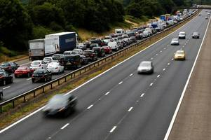 the secret motorway lane which some drivers don't know about